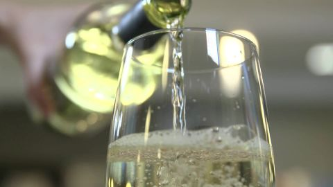 Lighter-colored drinks like white wine contain less toxic byproducts that prolong and worsen hangovers.