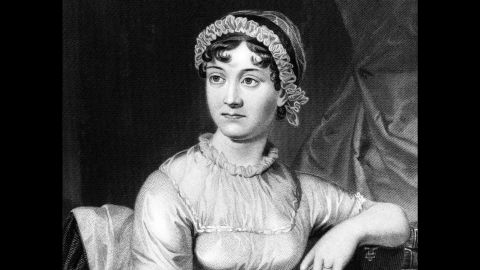 """Jane Austen, author """"Emma"""" and """"Pride and Prejudice,"""" was born in 1775 and died in 1817. Sandra Tuppen, lead curator of Modern Archives & Manuscripts 1601-1850 at the British Library, suggested in a blog post that <a href=""""http://www.cnn.com/2017/03/11/health/jane-austen-eyeglasses-arsenic/"""">Austen was poisoned with arsenic</a>. Other experts said it's an unlikely theory. Past explanations for her early death include """"cancer, tuberculosis and Addison's disease.""""<br />"""