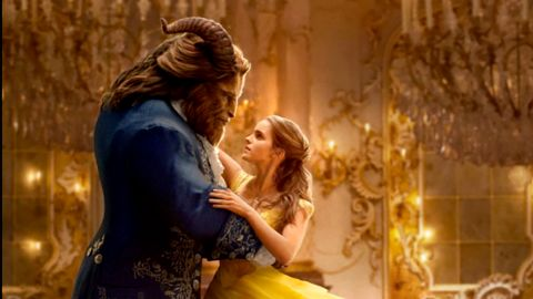 """<strong>""""Beauty and the Beast"""": </strong>Dan Stevens and Emma Watson star in this live action retelling of a beloved Disney fairytale. <strong>(Netflix) </strong>"""