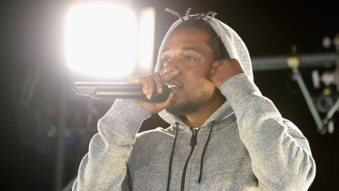 Kendrick Lamar has the most nominations at this year's awards.