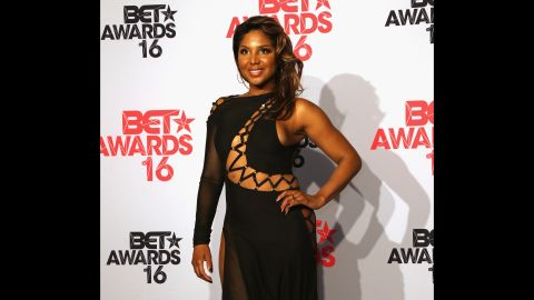 """Singer Toni Braxton has been hospitalized several times to bring her lupus under control. She told the world about her condition in 2010 and in 2014 wrote """"Unbreak My Heart,"""" a memoir in which she revealed that her uncle died from the disease."""