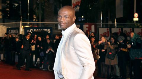 The scars of a skin form of lupus left a distinctive pattern on British singer Seal's face. The singer has battled the disease since he was a child.