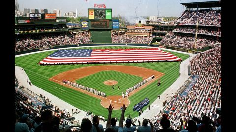 Oriole Park spawned several imitators, such as Turner Field in Atlanta, which was the home of the Atlanta Braves from 1997-2016.
