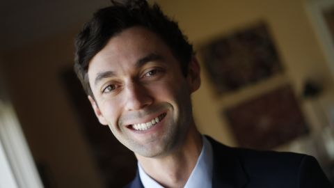 Democrats are optimistic that Jon Ossoff could prevail in the race for a congressional seat once held by Tom Price and Newt Gingrich.