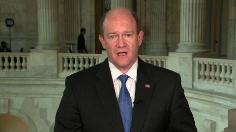 chris coons on gorsuch wolf