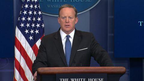 Spicer Briefing 4-3
