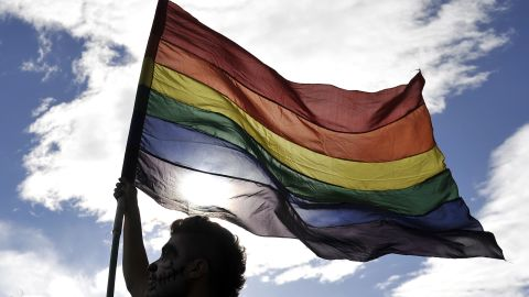 Homosexuality is punishable by up to 14 years' imprisonment in Kenya.