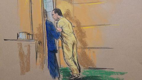 Mexican drug cartel leader Alfredo Beltran Levya was sentenced Wednesday in federal court.