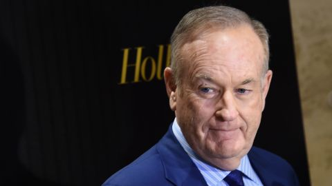 Television host Bill O'Reilly attends the Hollywood Reporter's 2016 35 Most Powerful People in Media at Four Seasons Restaurant on April 6, 2016 in New York City.