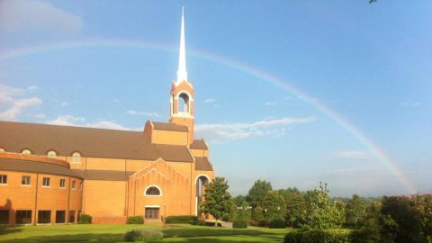 Briarwood Presbyterian has a congregation of more than 4,000 and a K-12 school.