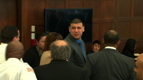 """Convicted murderer and former NFL star Aaron Hernandez was found hanged in his Massachusetts prison cell Wednesday morning, officials said, just days after his <a href=""""http://www.cnn.com/2017/04/19/us/aaron-hernandez-suicide/"""" target=""""_blank"""">acquittal in a separate double murder case</a>."""