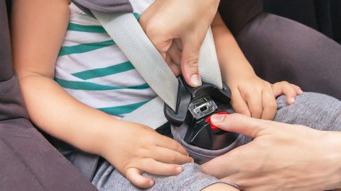 """One in three children who die in auto accidents aren't protected by seat belts or car seats, according to the American Academy of Pediatrics. Since the implementation of laws and <a href=""""https://www.nhtsa.gov/risky-driving/seat-belts"""" target=""""_blank"""" target=""""_blank"""">national awareness campaigns</a> such as Click It or Ticket, deaths have plummeted. In children younger than a year, for example, the proper use of car seats has reduced deaths by 71%."""