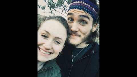 Chloe Labbate and Dakota Shyface fell in love after meeting on High There.