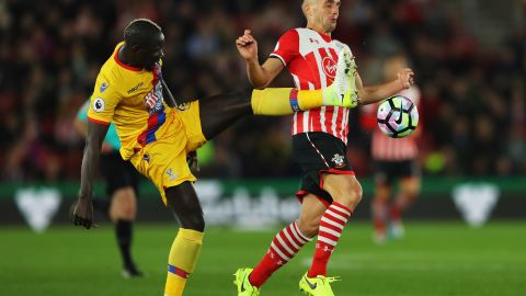 Mamadou Sakho moved to Cyrstal Palace in 2017 and has looked to help the local community.