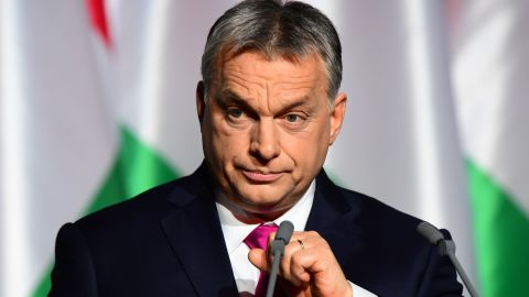Hungarian Prime Minister Viktor Orban won his third term on an anti-immigration platform.