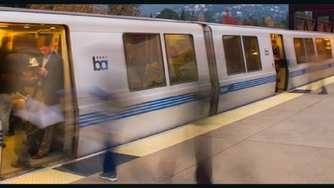 Bay Area Transit passengers are on edge after a mob of teenagers robbed a train over the weekend.