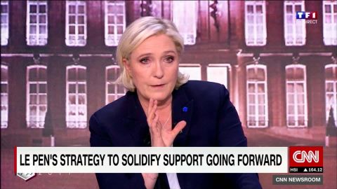 french pres candidate le pen bell intv_00024113.jpg