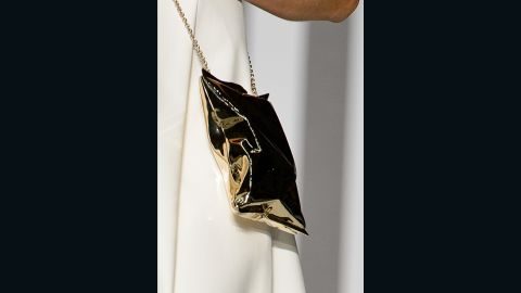 """Anya Hindmarch has long sold bags shaped like a bag of chips, which she calls """"a lovely thing."""""""