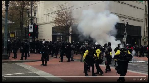 portland may day protests 2