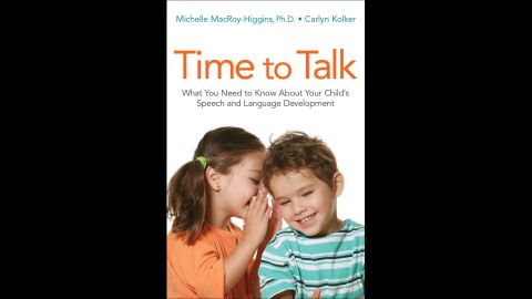 """""""Time to Talk"""" aims to help parents understand how their child's language develops."""