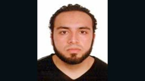 UNSPECIFIED DATE AND LOCATION: (EDITORS NOTE: Best quality available)  In this handout provided by the Federal Bureau of Investigation, Ahmad Khan Rahami poses for a mug shot photo.  Rahami is a 28-year-old United States citizen of Afghan descent born on January 23, 1988, in Afghanistan. Rahami is believed to be connected to the Chelsea bombing from Saturday night, which injured 29 people. New Jersey State Police said he is wanted for questioning over a bombing earlier that day in Seaside Park, New Jersey. (Photo by FBI via Getty Images)
