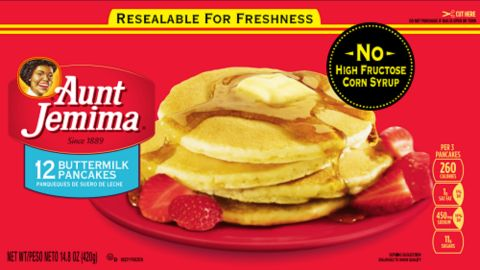 """<a href=""""http://www.cnn.com/2017/05/06/health/aunt-jemima-frozen-pancakes-waffles-recalled/index.html"""">Aunt Jemima frozen pancakes, waffles and French toast </a>were recalled over concerns of listeria contamination."""