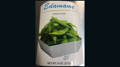 """<a href=""""http://www.cnn.com/2017/03/20/health/edamame-listeria-recall/index.html"""">Edamame sold in 33 states</a> was recalled because it may be contaminated with listeria."""