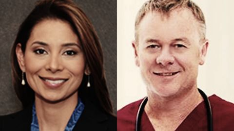 Engaged doctors found dead in Boston