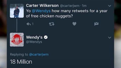 wendys free nuggets tweet breaks retweet record orig vstan_00002103.jpg