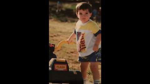 Ryan appeared to be a healthy boy at age 2. His growth was normal in his first couple years, his body coordination was on par, and his vocabulary was expanding just like that of most children his age.
