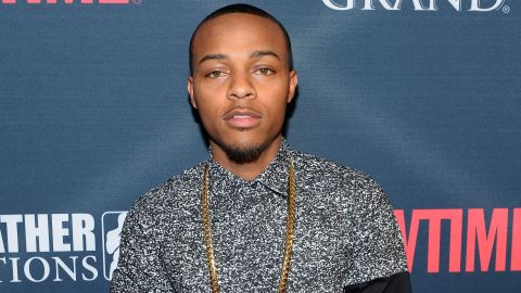 Rapper Bow Wow is seen at an event in Las Vegas in September 2015.