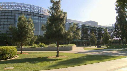 Fresno State campus