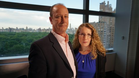 Jim and Evelyn Piazza, parents of Timothy Piazza who died after hazing at Penn State, speak out
