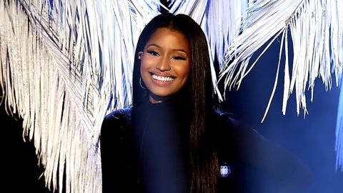 Singer Nicki Minaj performs onstage during the 2016 American Music Awards at Microsoft Theater on November 20, 2016 in Los Angeles, California.  (Photo by Kevin Winter/Getty Images)