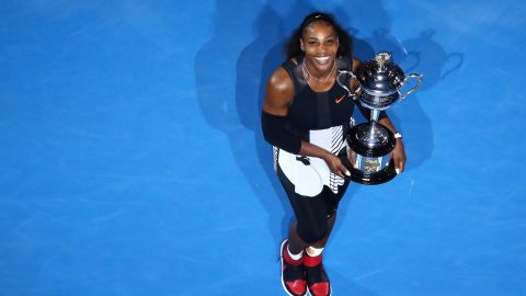 Williams will miss the rest of the season, having not played since the Australian Open, but says she will return to the WTA Tour next year.