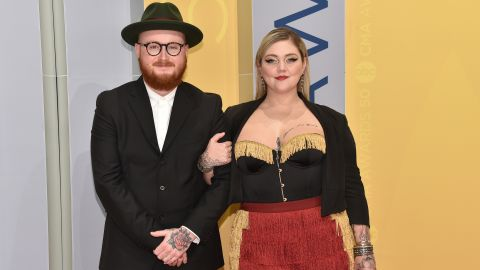 """Singer Elle King and Andrew """"Fergie"""" Ferguson announced they were marrying in April 2017. King even said she skipped out on her wedding to go to a rock concert instead. In May she revealed the couple had actually married three weeks after they met in February 2016."""
