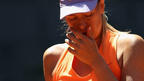 """It's Maria Sharapova's 'least favorite place in the world"""""""