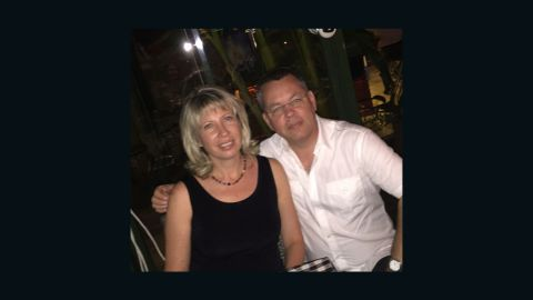 The Rev. Andrew Brunson is among US citizens detained in Turkey.