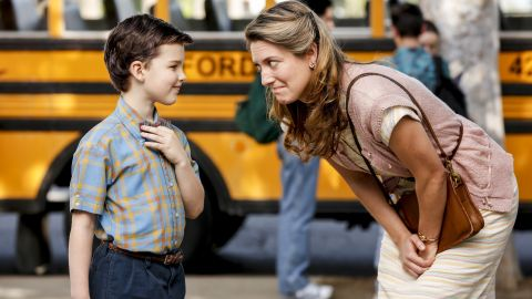 """A photo from the pilot for """"Young Sheldon."""""""