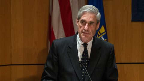 NEW YORK, NY - AUGUST 08:  Robert S. Mueller III, Director of the Federal Bureau of Investigation (FBI), speaks at the International Conference on Cyber Security (ICCS) on August 8, 2013 in New York City.