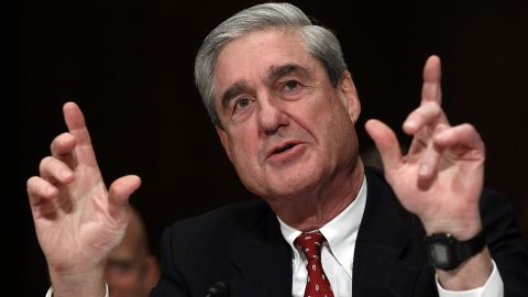 Former FBI Director Robert Mueller has been appointed by the Justice Department as a special counsel to over see an investigation in Russian influence in the 2016 elections. In this photo Mueller testifies before the Senate Judiciary Committee in 2011 in Washington, DC.