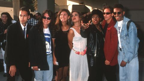 """The very first season of """"The Real World"""" debuted on May 21, 1992. The cast was made up of Norman Korpi, Andre Comeau, Julie Oliver, Rebecca Blasband, Heather B., Eric Nies and Kevin Powell, who lived together in New York City. Let's catch up with some of the cast:"""