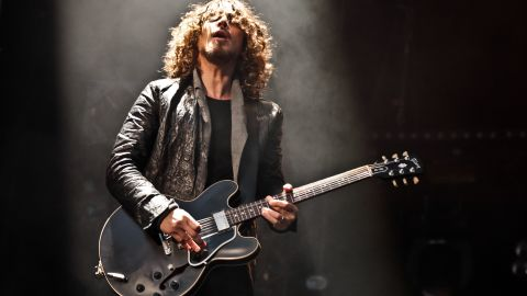 """<a href=""""http://www.cnn.com/2017/05/18/entertainment/chris-cornell-dead/index.html?adkey=bn"""">Chris Cornell</a>, lead singer of Soundgarden and Audioslave, died May 17. Cornell, 52, was in Detroit performing with Soundgarden, which had embarked on a US tour in April. Cornell hanged himself, according to a statement from the Wayne County Medical Examiner's Office."""