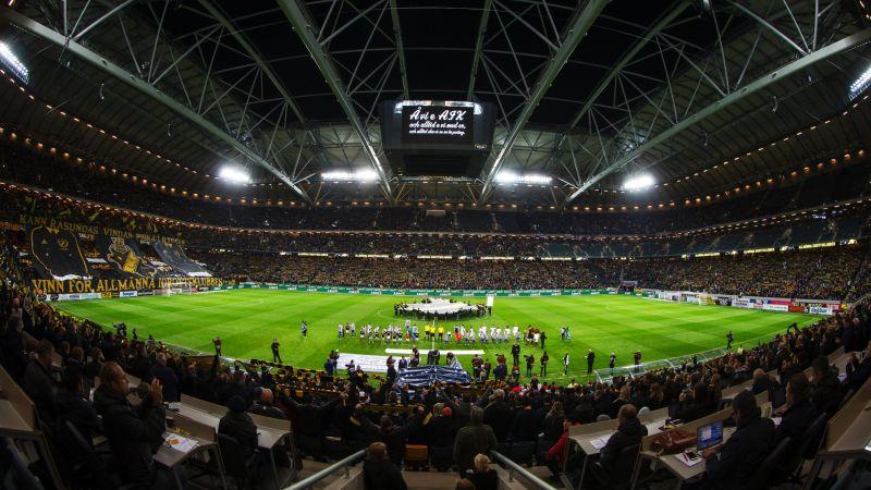 Gothenburg vs. AIK: Swedish football hit by match-fixing claim   CNN