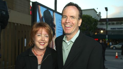 """Mary Ellis-Bunim and Jonathan Murray, seen here in 2003, went on to form Bunim/Murray, the go to production company for reality shows. Bunim died of cancer in 2004. Murray has continued to strike reality gold with shows like """"Keeping Up With the Kardashians"""" and """"Project Runway All Stars."""""""