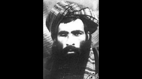 """Mullah Mohammed Omar, the man credited with creating the Taliban, is seen in this photo that spread in 2002. The Afghan government said in a news release that he died in Pakistan in 2013. The White House confirmed his death in 2015 but said """"the exact circumstances of his death remain uncertain."""""""