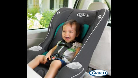 """Car seats are important to keep kids safe from birth through age 13. To <a href=""""http://www.safercar.gov/parents/CarSeats/Car-Seat-Safety.htm?view=full"""" target=""""_blank"""" target=""""_blank"""">make sure they're safe</a>, find the right car seat for your child's size; make sure it's installed correctly, whether it's front-facing or rear-facing; and stay on top of recalls by registering your car seat or look for <a href=""""http://www-odi.nhtsa.dot.gov/recalls/childseat.cfm"""" target=""""_blank"""" target=""""_blank"""">recalls from the National Highway Traffic Safety Administration</a>. <br /><br />In 2017, <a href=""""http://www.cnn.com/2017/05/24/health/graco-car-seat-recall/index.html"""">Graco recalled more than 25,000 My Ride 65 car seats</a> that might not adequately restrain children during a crash."""