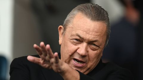 Joint-Chairman of West Ham United David Sullivan and his son have taken up Jones' cause.