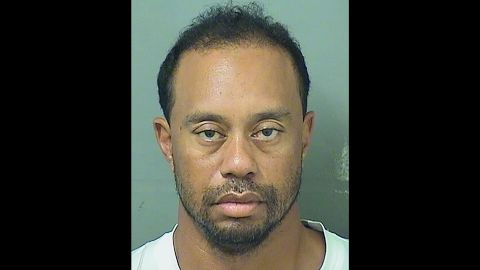 """The golf legend <a href=""""http://www.cnn.com/2017/05/29/us/tiger-woods-arrested-dui/index.html"""" target=""""_blank"""">was arrested</a> Monday, May 29, on suspicion of driving under the influence. He was booked into"""