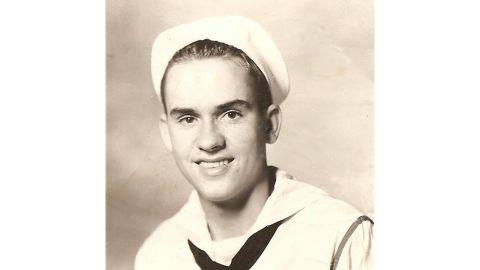 Milton Mockerman served in the Navy during World War II.